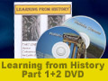 Learning From History Parts 1 and 2 on DVD